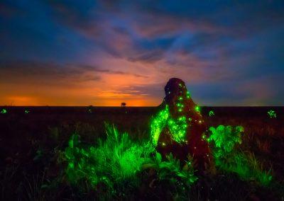 Marcio Cabral (BRAZ) Bioluminescence