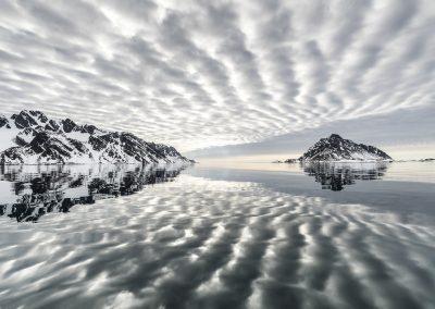Daisy Gilardini (CAN)   Arctic reflections