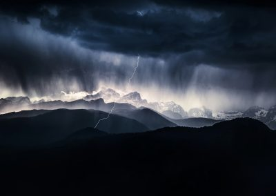 Ales Krivec (SI) | A stormy day