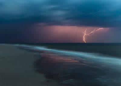 Theo Bosboom (NL)   Thunderstorm at Schier